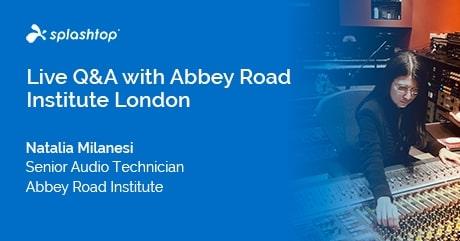 Abbey Road Institute London