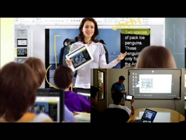 Splashtop Classroom:用于1:1还原真实教育场景