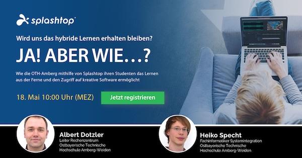 Die Zukunft des hybriden Lernens Webinare