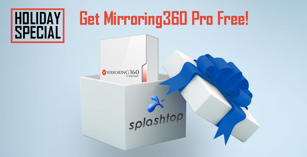Holiday Special Mirroring360 Pro