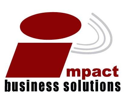 影響業務解決方案徽標