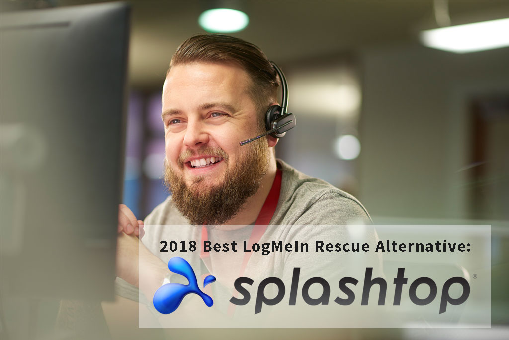 LogMeIn Rescue alternative 2018