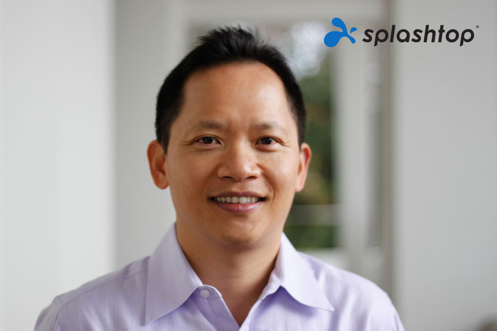 Mark Lee, CEO von Splashtop
