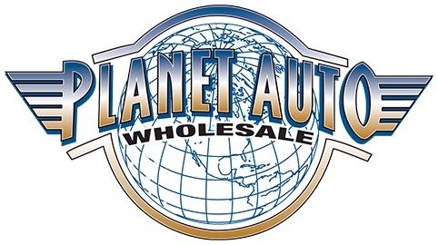 Planet Auto Wholesale logo