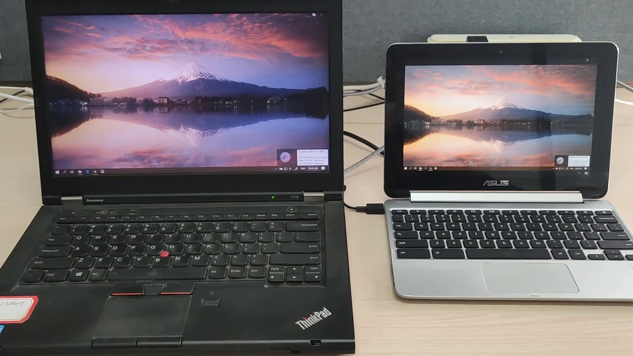 已安装 Business Access 的 Chromebook