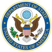 Seal of The US Department of State Logo