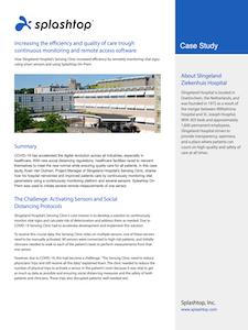 Étude de cas de l'hôpital de Slingeland