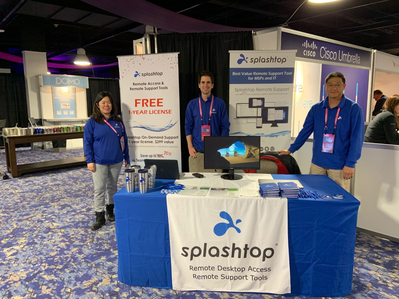 Splashtop at JNUC 2019
