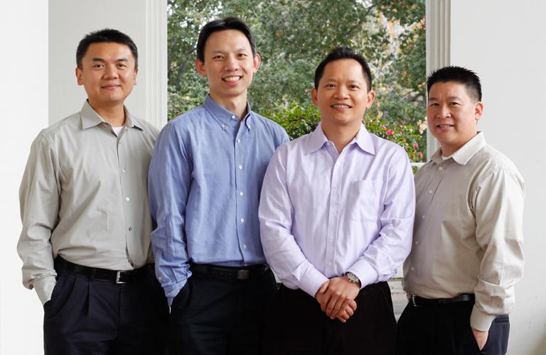 Les fondateurs de Splashtop