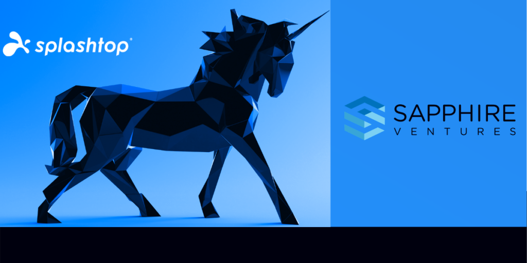 Splashtop 和 Sapphire Ventures