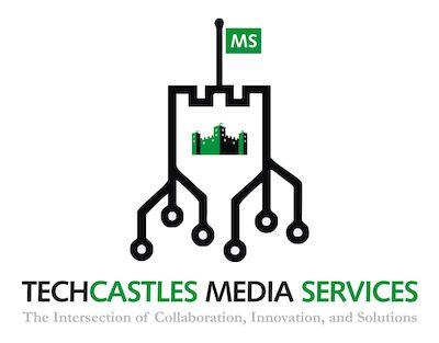 TechCastles Media Services Logo