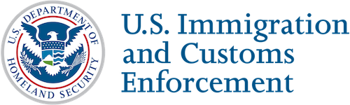 U.S. Immigration and Customs Enforcement ICE Logo