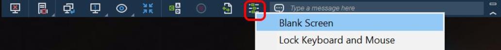 在 Linux 系统中启用黑屏功能