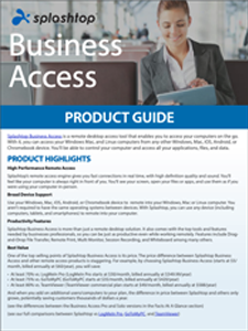 Business Access Guide