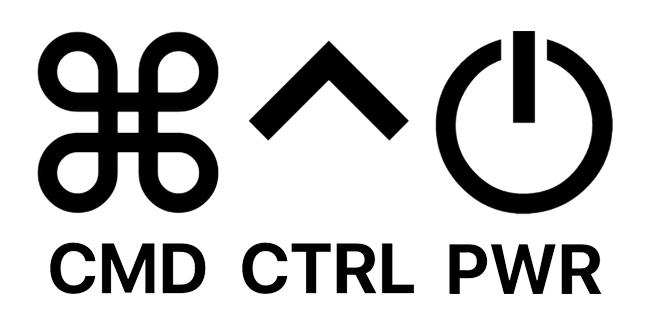Command Control Power logo