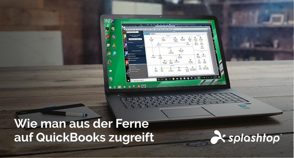Fernzugriff auf QuickBooks