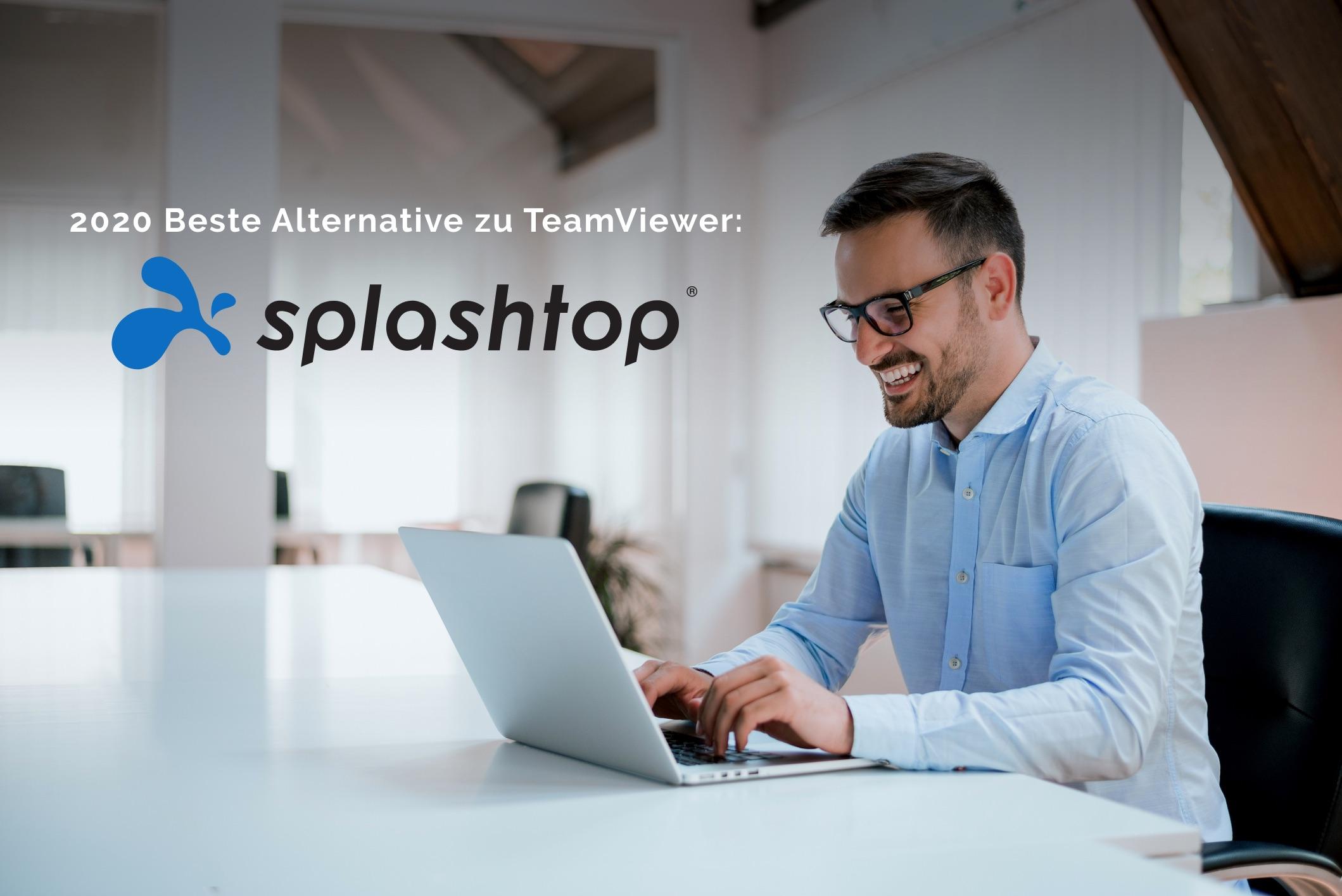 Beste Teamviewer Alternative Fur 2020 Splashtop Fernzugriff