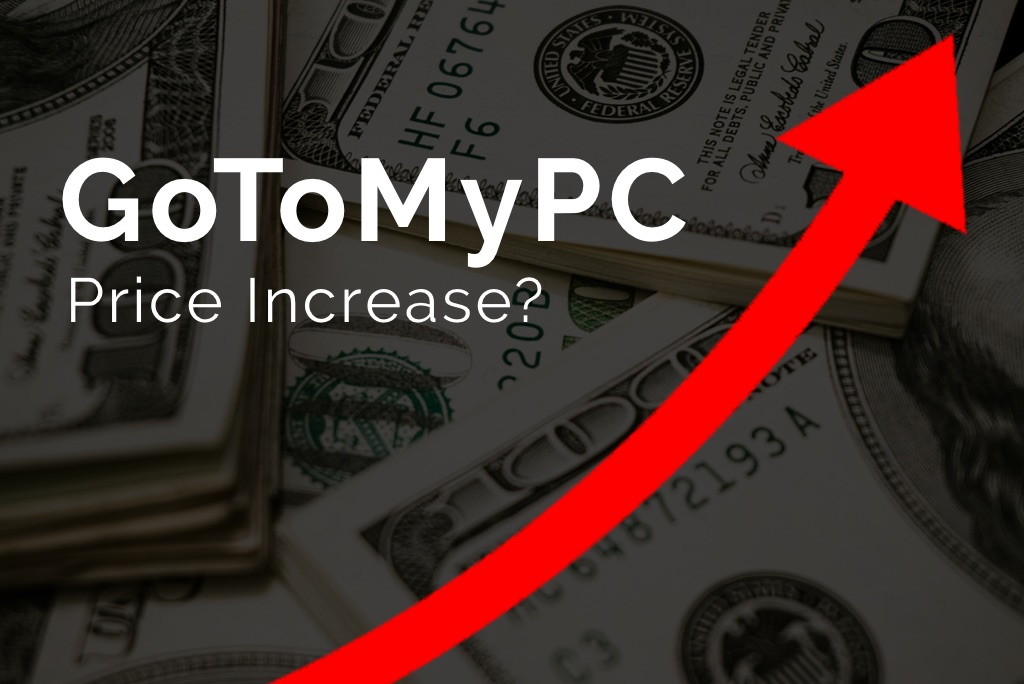 GoToMyPC Price Increase