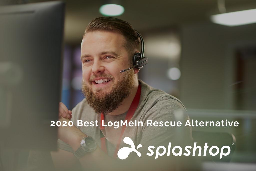 Best LogMeIn Rescue Alternative 2020