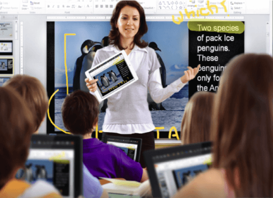 remote desktop for education