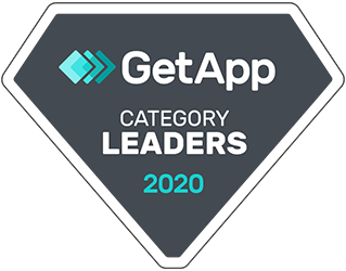 GetApp Category Leaders Badge 2020