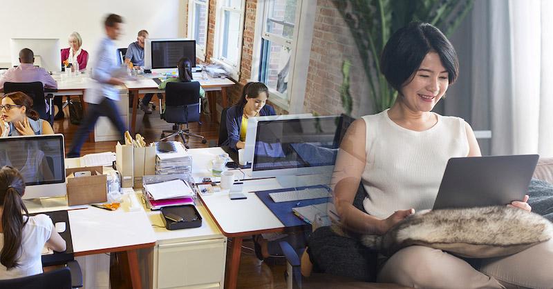 hybrid office software