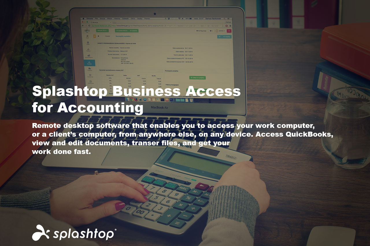 Splashtop Accounting