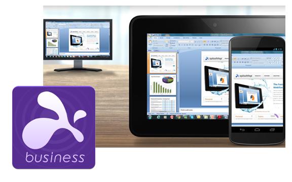 Splashtop Business 应用程序