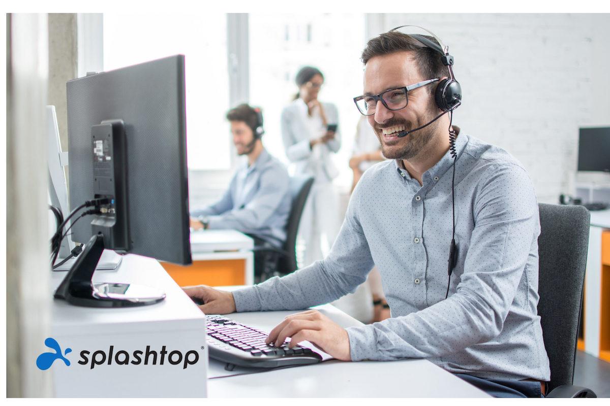 Splashtop Provides Best-in-Class Customer Support