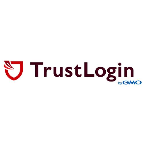 Logótipo de login confiável