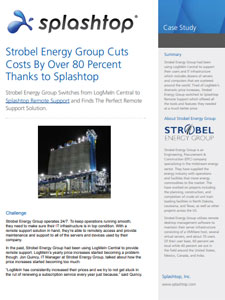 Strobel Energy Group – Société EPC