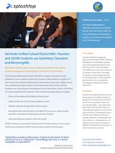 Val Verde - K-12 Education Case Study