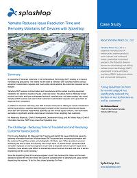 Yamaha Case Study