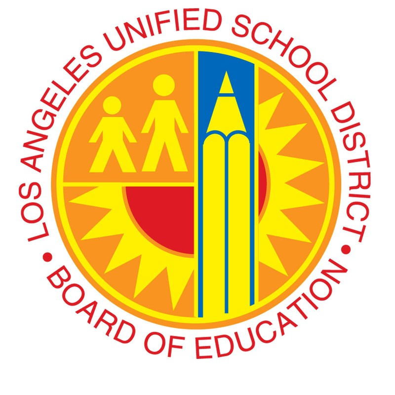 LA Unified School District Logo